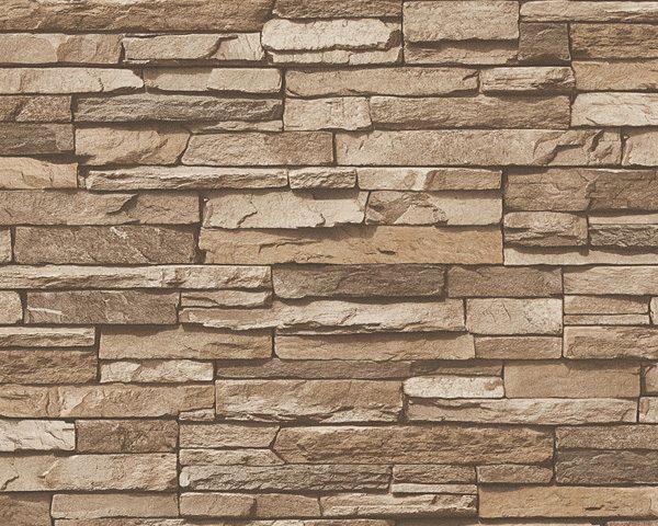 Kőmintás tapéta